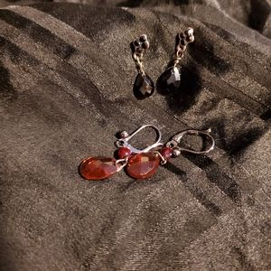 Boutique Jewelry - Earrings Two Pairs